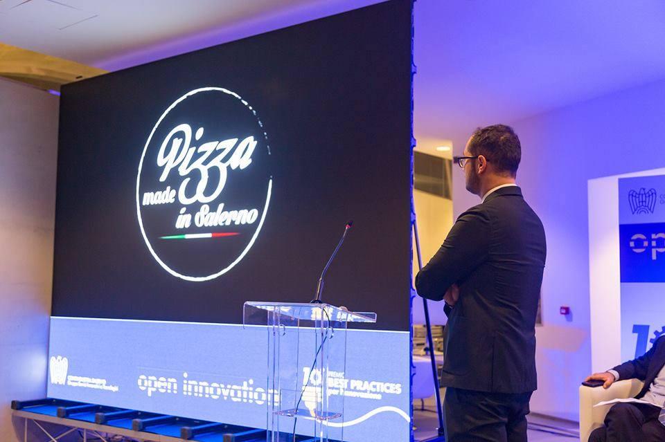 Read more about the article Premio Best Practices per l'Innovazione: Studio Stratego presenta il progetto #PizzaMadeinSalerno