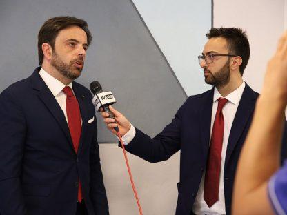 Peppe Alviggi intervista Giorgio Scala Presidente Fondazione Saccone