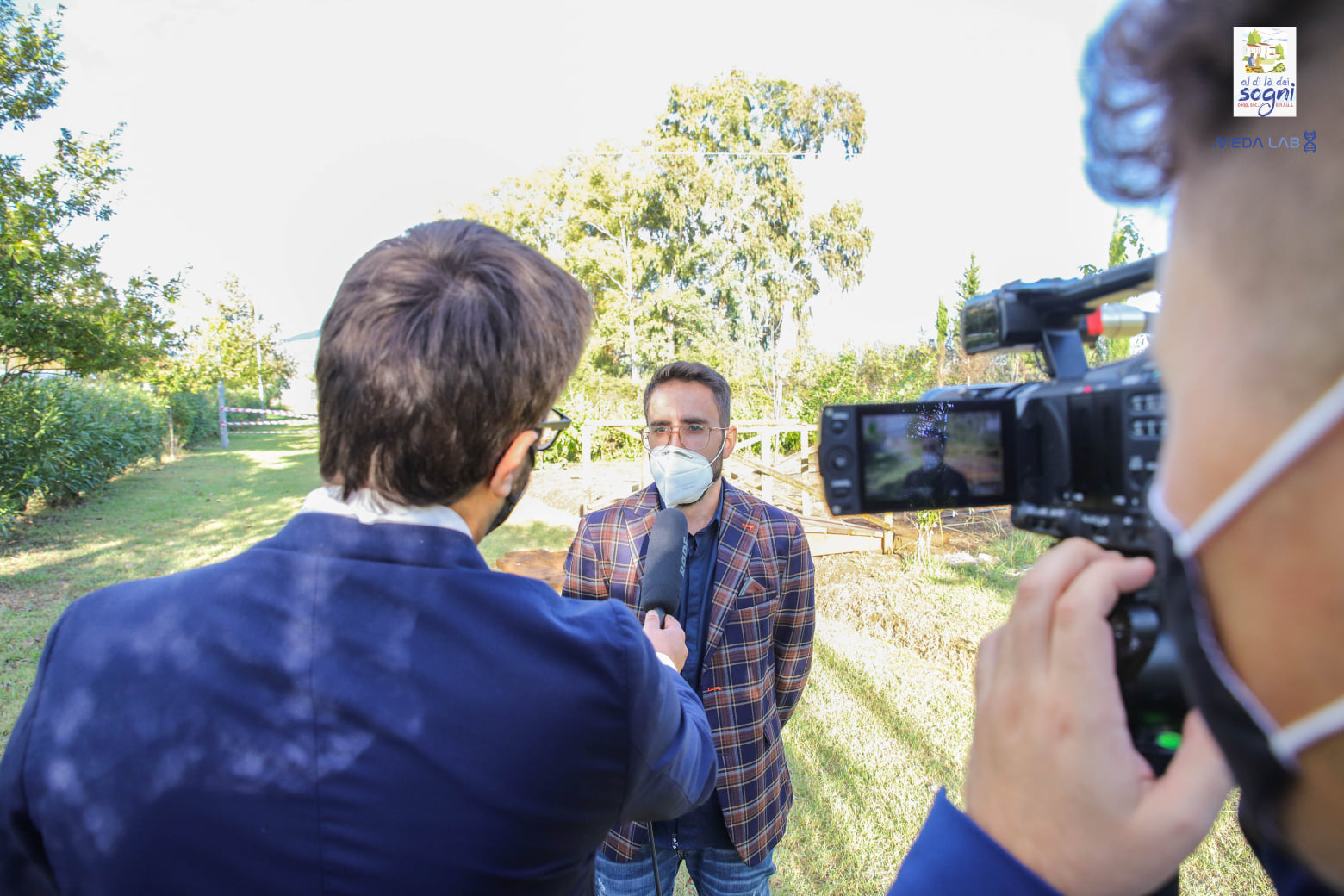 Intervista ad Adriano Azzuè titolare di Medalab