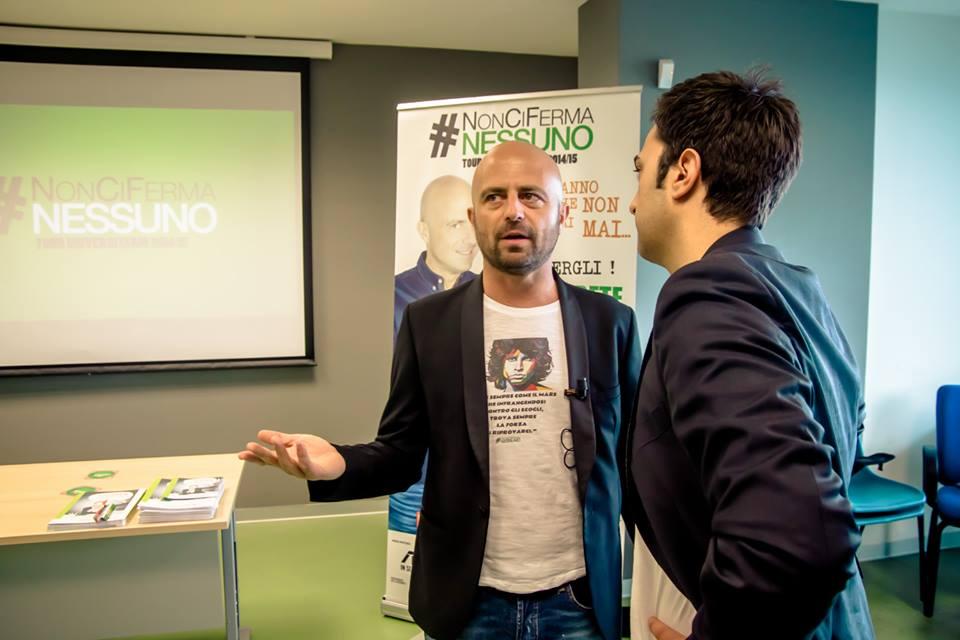 NonCiFermaNessuno Luca Abete e Giuseppe Alviggi