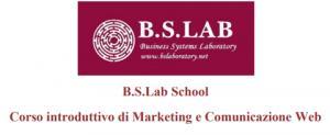 Read more about the article Stratego Comunicazione partner del corso introduttivo di marketing e comunicazione web della B.S. Lab School