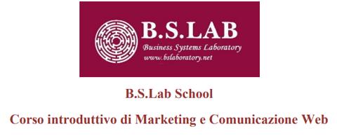 You are currently viewing Stratego Comunicazione partner del corso introduttivo di marketing e comunicazione web della B.S. Lab School