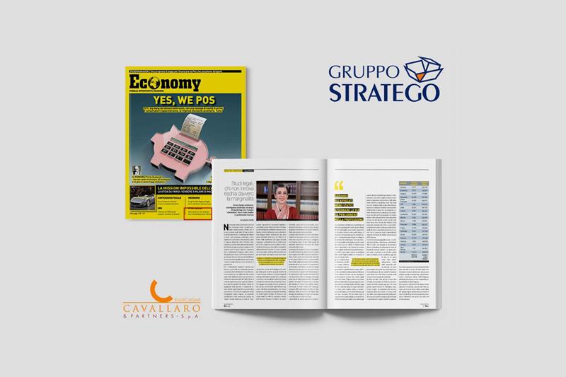 You are currently viewing Su Economy Mag di Novembre un approfondimento sulle case history di successo nel settore legale