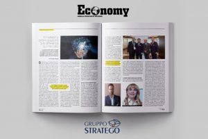 Read more about the article Su Economy Mag di Gennaio un approfondimento sul Marketing dell'Innovazione