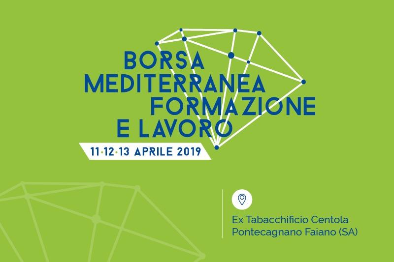 You are currently viewing Borsa Mediterranea della Formazione e del Lavoro: 11-12-13 Aprile a Pontecagnano l'incontro tra domanda e offerta nel mondo del lavoro