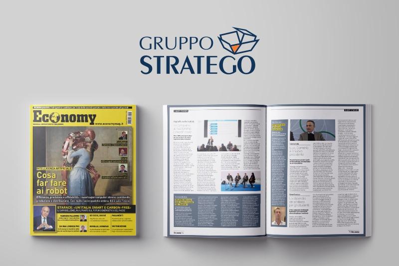 Read more about the article Economy Mag dedica spazio alla 1^ Edizione della Borsa Mediterranea della Formazione e del Lavoro