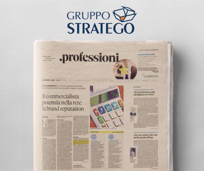 gruppo stratego marketing delle professioni il sole 24 ore