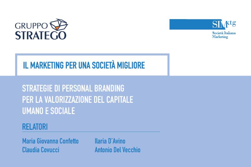 gruppo stratego SIM personal branding