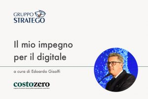 """Read more about the article Edaordo Gisolfi, Presidente CNCT di Confindustria Servizi Innovativi e Tecnologici su Costozero: """"Il mio impegno per il digitale"""""""