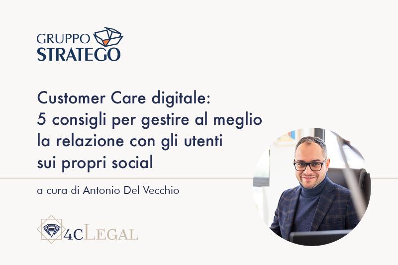 Antonio Del Vecchio 4cLegal